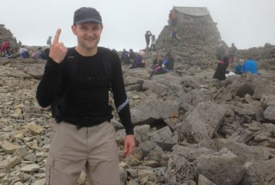 National 3 peaks challenge 2