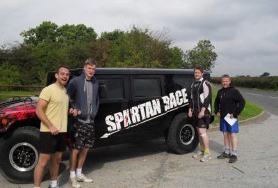 Spartan race 2